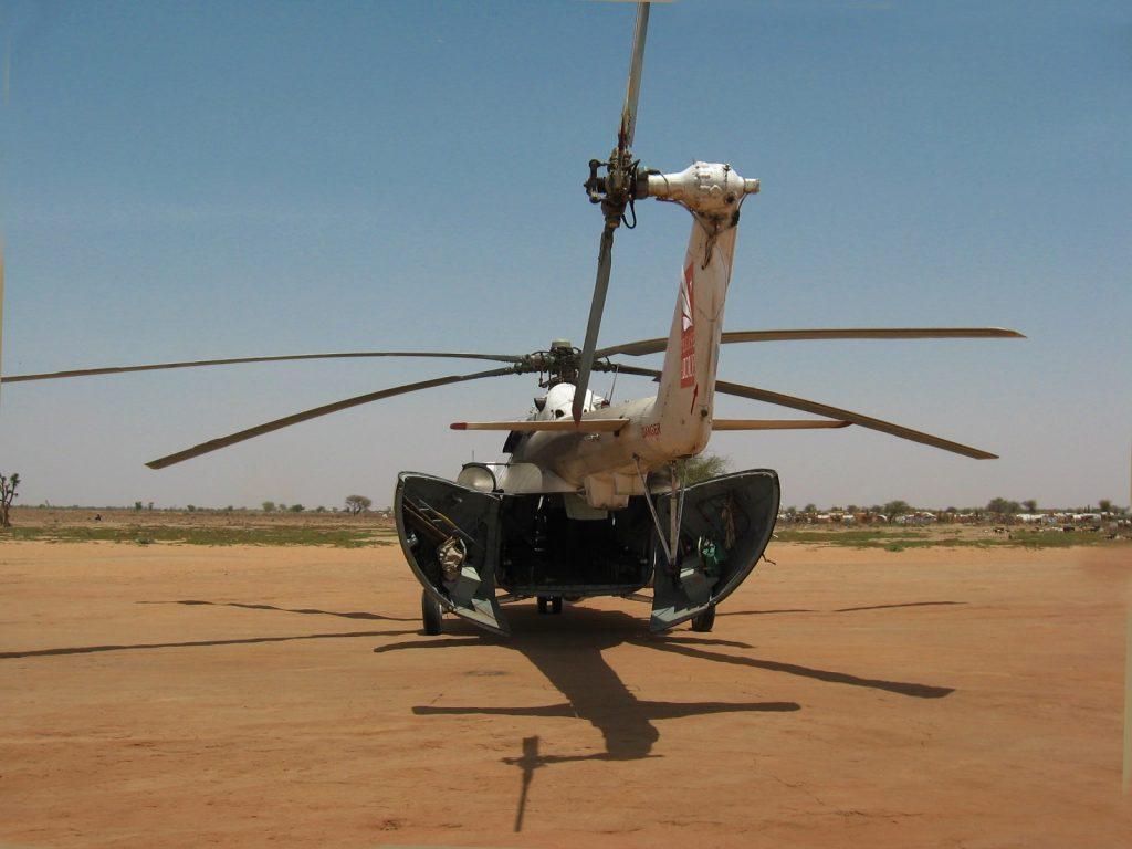 MI 8 - Pegase Airdrop